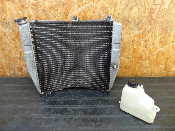 【160604】ZXR400(ZX400H)◎ラジエーター ラジエター サブタンク | 中古バイクパーツ通販・買取 ジャンクヤード鳥取 JunkYard