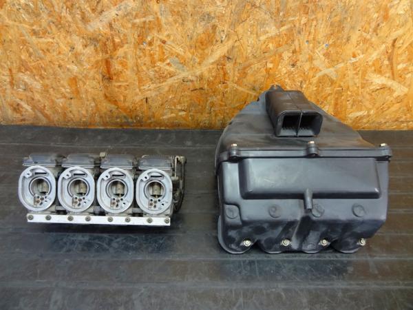 【160604】ZXR400(ZX400H)◎キャブレター キャブ エアクリーナー | 中古バイクパーツ通販・買取 ジャンクヤード鳥取 JunkYard