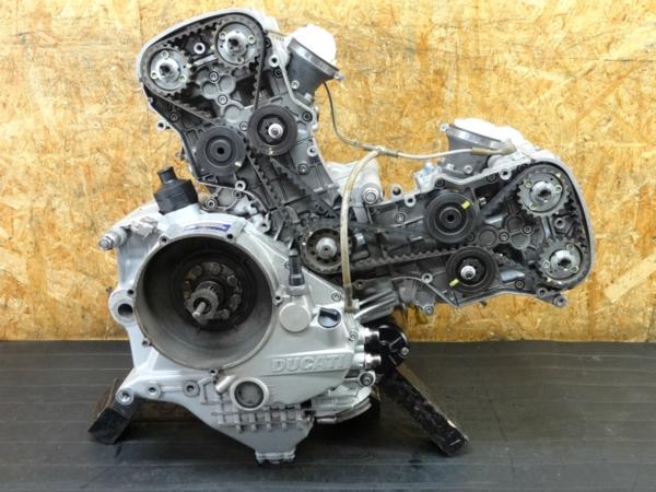 【160930】ドゥカティ 999S◇エンジン 始動OK!! セルモーター | 中古バイクパーツ通販・買取 ジャンクヤード鳥取 JunkYard