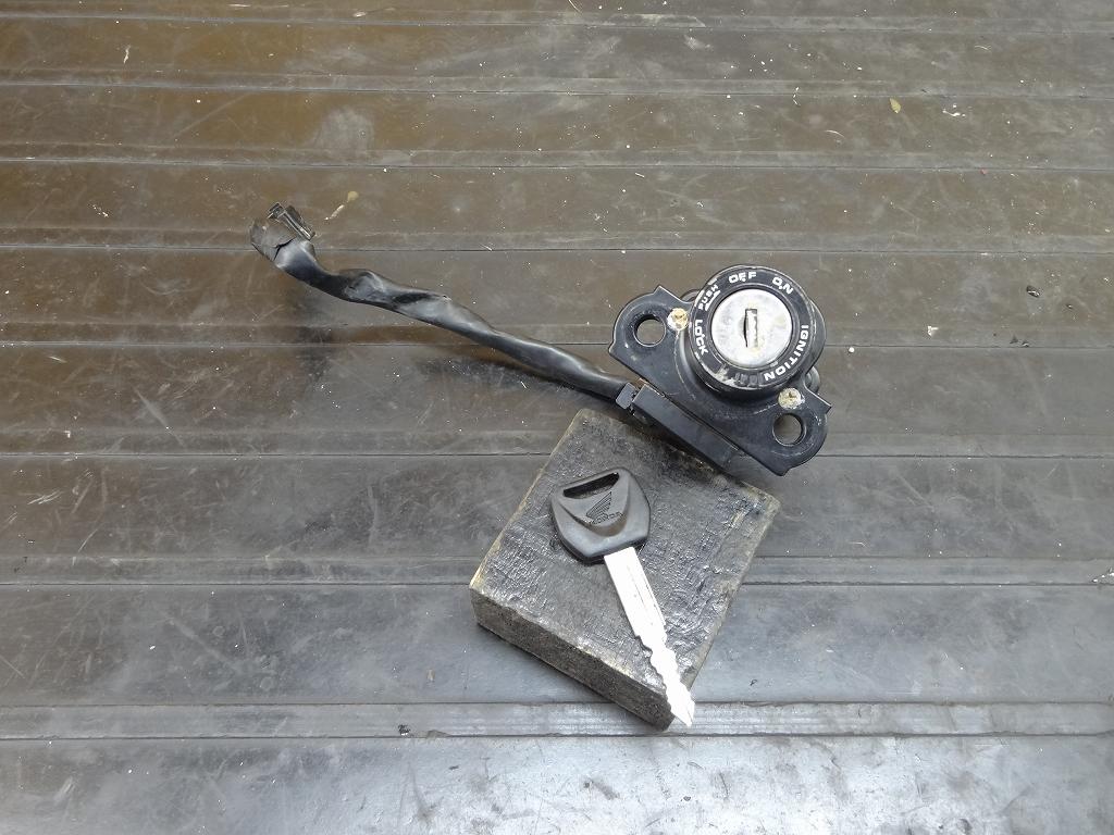 【180312.H】XR230(MD36-1300)●メインキー キーシリンダー イグニッション 難有 | 中古バイクパーツ通販・買取 ジャンクヤード鳥取 JunkYard