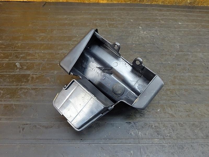 【180901.H】JAZZ(AC09-1202)● ツールボックス サイドボックス 小物入れ | 中古バイクパーツ通販・買取 ジャンクヤード鳥取 JunkYard
