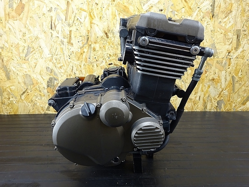 【190604.K】ZRX1200R(ZRT20A-020)★ 中古エンジン 始動確認済み!! ジェネレーター セルモーター カスタム ハイカム ヨシムラ 30373㎞ | 中古バイクパーツ通販・買取 ジャンクヤード鳥取 JunkYard