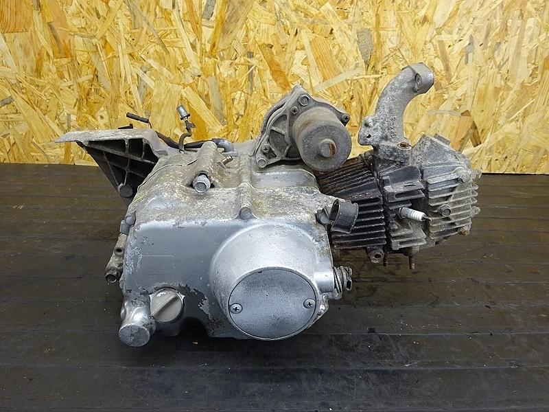 【190610.H】マグナ50(AC13-1300)● エンジン クランク ミッション ギア クラッチ 始動OK? 【MAGNA   中古バイクパーツ通販・買取 ジャンクヤード鳥取 JunkYard