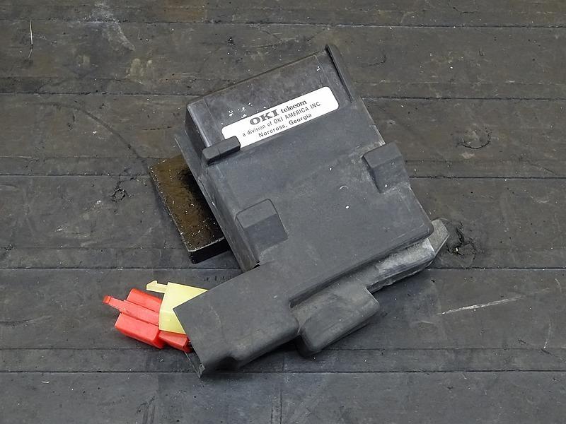 【200303】VTZ250(MC15-1060)■ CDI イグナイター OKI telecom AMERICA 【VT250F | 中古バイクパーツ通販・買取 ジャンクヤード鳥取 JunkYard