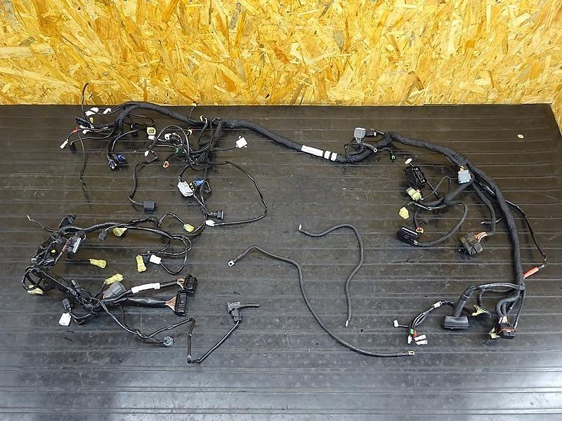 【000A】KTM 1190 アドベンチャー '16■ メインハーネス ヒューズボックス 【ADVENTURE | 中古バイクパーツ通販・買取 ジャンクヤード鳥取 JunkYard