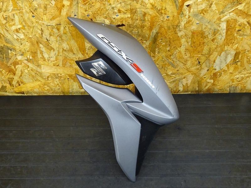 【200615】GSX-S1000 ABS '16■ 純正フロントサイドカウル右 サイドカバー 【S1000F | 中古バイクパーツ通販・買取 ジャンクヤード鳥取 JunkYard
