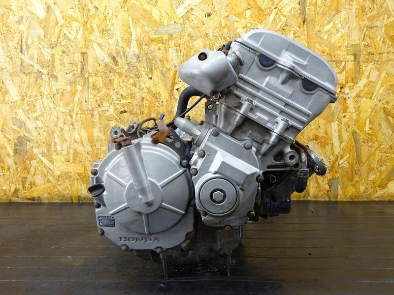 【200923】ホーネット600S(PC34-1500)■ 中古エンジン 初爆確認OK!! セルモーター ジェネレーター 88347㎞ ※検:CBR600F 【ホーネットS | 中古バイクパーツ通販・買取 ジャンクヤード鳥取 JunkYard