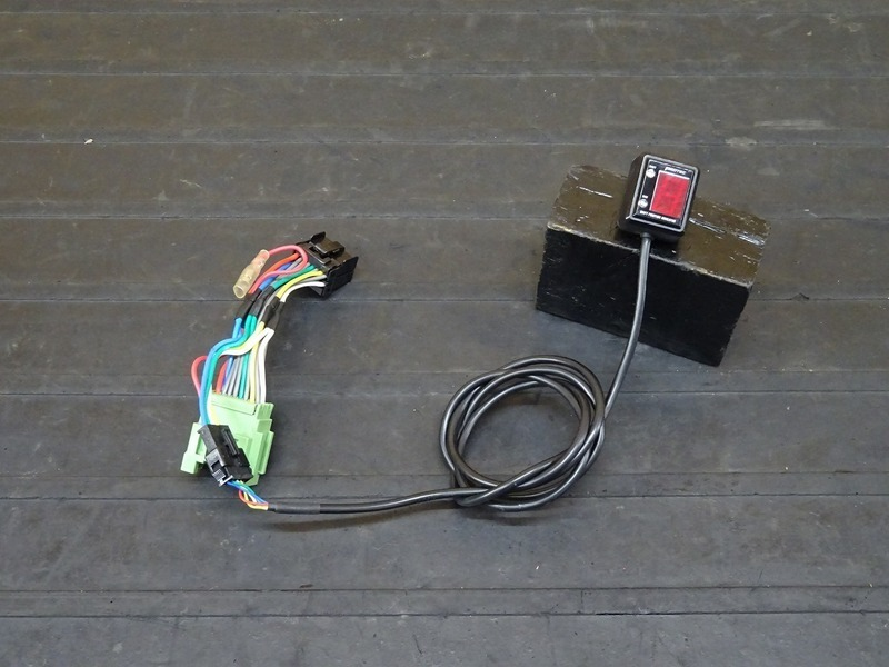 【201101】ZRX1200D(ZRT20D-001)■ 社外シフトポジションインジケーター PROTEC プロテック 【DAEG ダエグ | 中古バイクパーツ通販・買取 ジャンクヤード鳥取 JunkYard
