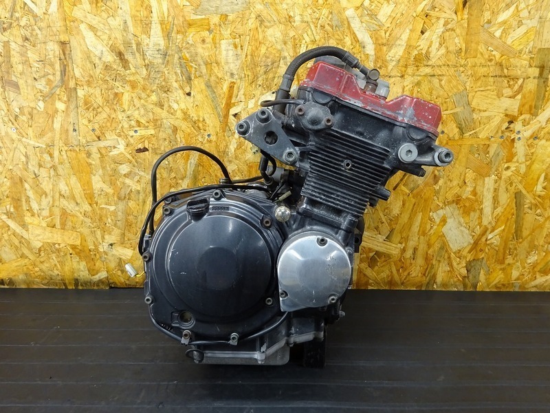 【201111】バンディット250VZ(GJ77A)■ 中古エンジン クランキングOK!! セルモーター ジェネレーター 32400㎞ 【バンディッド BANDIT 250V | 中古バイクパーツ通販・買取 ジャンクヤード鳥取 JunkYard
