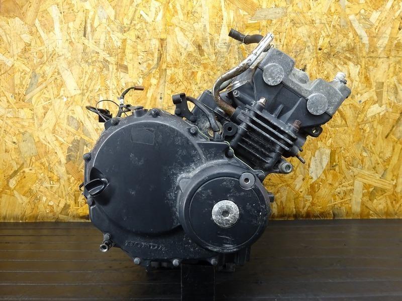 【201223】ホーネット250(MC31-1252)■ 中古エンジン 始動確認後取り外し!! ジェネレーター セルモーター 35704㎞ 【燃料メーター付 | 中古バイクパーツ通販・買取 ジャンクヤード鳥取 JunkYard