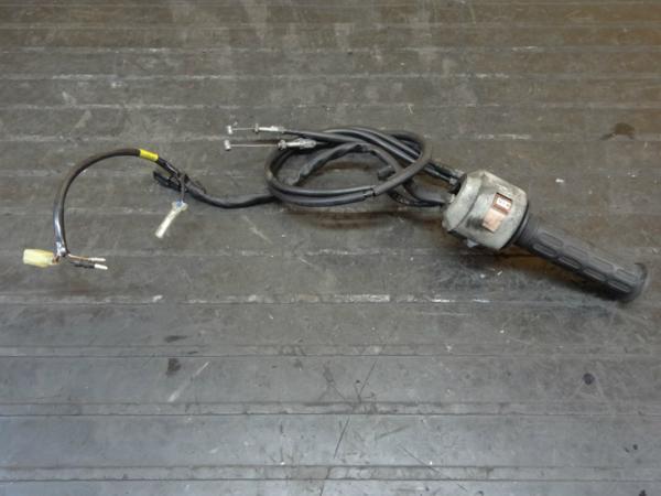 【160329】GB400TT(NC20)◆ハンドルスイッチ 右 キル/セル | 中古バイクパーツ通販・買取 ジャンクヤード鳥取 JunkYard