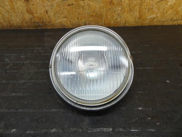 【160329】GB400TT(NC20)◆ヘッドライト レンズ ケース 難有 | 中古バイクパーツ通販・買取 ジャンクヤード鳥取 JunkYard