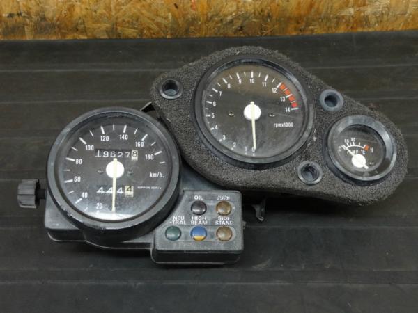 【160609】NSR250R(MC21)◇純正メーター スピード タコ 水温計 | 中古バイクパーツ通販・買取 ジャンクヤード鳥取 JunkYard