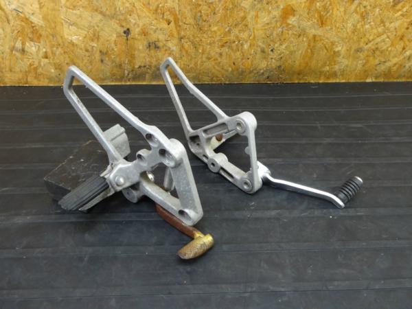 【160719】NSR50(AC10)◆ステップ ブレーキ/シフトペダル 難有 | 中古バイクパーツ通販・買取 ジャンクヤード鳥取 JunkYard