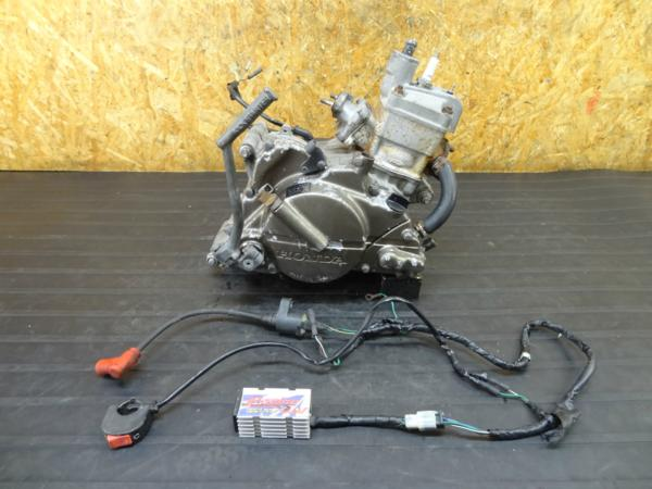 【160719】NSR50(AC10)◆エンジン CDI ハーネス [レース仕様? | 中古バイクパーツ通販・買取 ジャンクヤード鳥取 JunkYard