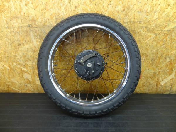 【160905】XL230S(MC36)◆フロントホイール 19×1.85 【XL230 | 中古バイクパーツ通販・買取 ジャンクヤード鳥取 JunkYard
