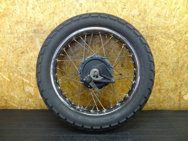 【160905】XL230S(MC36)◆リアホイール 18×2.15 ドラム【XL230 | 中古バイクパーツ通販・買取 ジャンクヤード鳥取 JunkYard