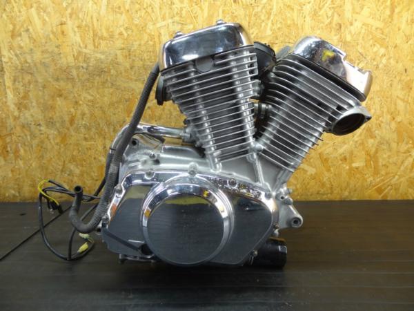 【161220】イントルーダー750(VR51A)◆エンジン 部品取り? 難有 | 中古バイクパーツ通販・買取 ジャンクヤード鳥取 JunkYard