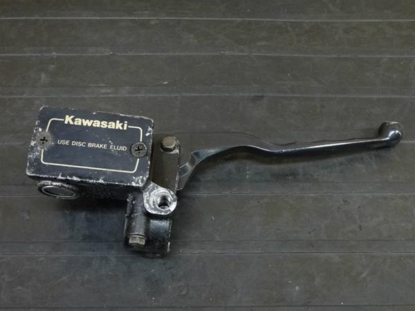 【170206】Z400GP(KZ400M-008)◇フロントブレーキマスター 5/8 【Z系? Z550GP? | 中古バイクパーツ通販・買取 ジャンクヤード鳥取 JunkYard