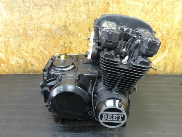 【170206】Z400GP(KZ400M-008)◇エンジン 始動OK!! BEETポイントカバー セルモーター | 中古バイクパーツ通販・買取 ジャンクヤード鳥取 JunkYard