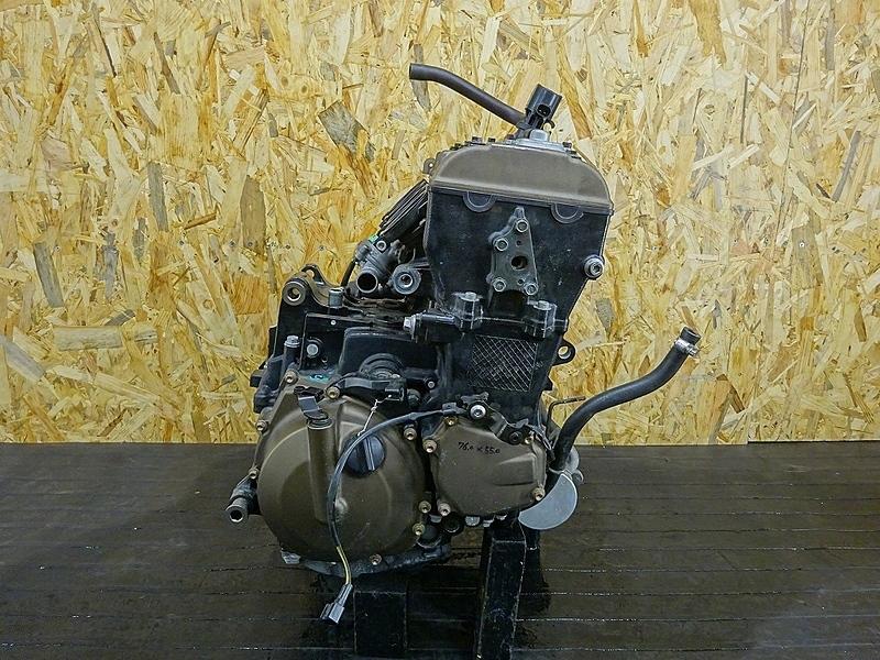 【190501.K】ZX-10R'04-05● エンジン クランク ミッション ギア クラッチ 始動OK? 【C型 ZX1000C ニンジャ   中古バイクパーツ通販・買取 ジャンクヤード鳥取 JunkYard