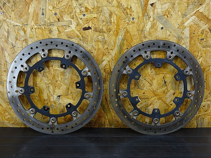 【200409】KTM 1190 アドベンチャー '16■ フロントブレーキディスク左右セット 【ADVENTURE | 中古バイクパーツ通販・買取 ジャンクヤード鳥取 JunkYard