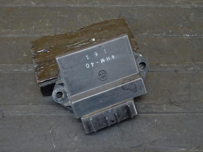 【201124】XJR400R(RH02J-001)■ CDI イグナイター 【4HM   中古バイクパーツ通販・買取 ジャンクヤード鳥取 JunkYard