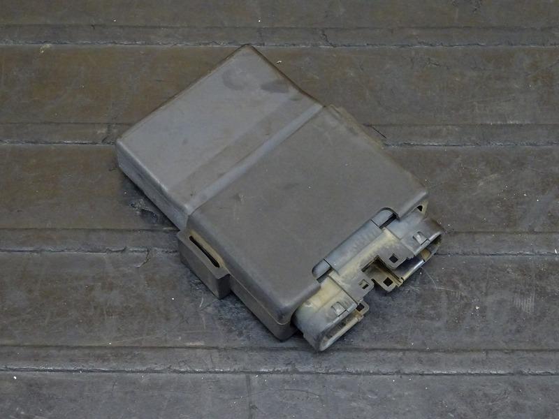 【210705】ゼルビス(MC25)◇ CDI(3) イグナイター 【XELVIS   中古バイクパーツ通販・買取 ジャンクヤード鳥取 JunkYard