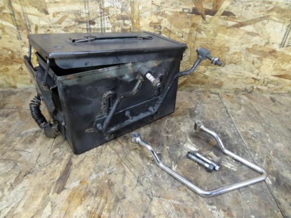 バルカン400(VN400A-000)◎サイドボックス サイドバックステー | 中古バイクパーツ通販・買取 ジャンクヤード鳥取 JunkYard