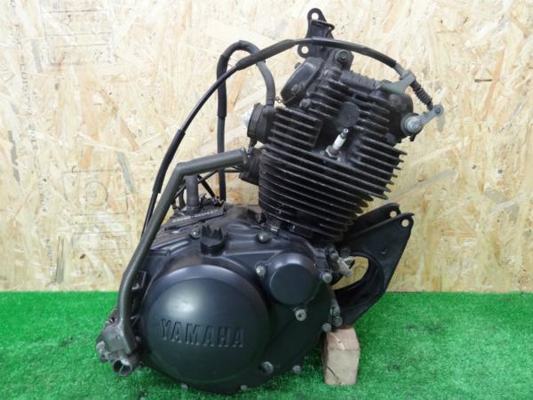 TW225(DG09J-000)◇エンジン 始動&走行OK!! キックペダル付 | 中古バイクパーツ通販・買取 ジャンクヤード鳥取 JunkYard