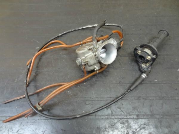 【140929】TM250(TMレーシング)◎キャブレター ケイヒン【PWK38? | 中古バイクパーツ通販・買取 ジャンクヤード鳥取 JunkYard