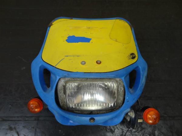 【140929】TM250(TMレーシング)◎フロントマスク アチェルビス | 中古バイクパーツ通販・買取 ジャンクヤード鳥取 JunkYard