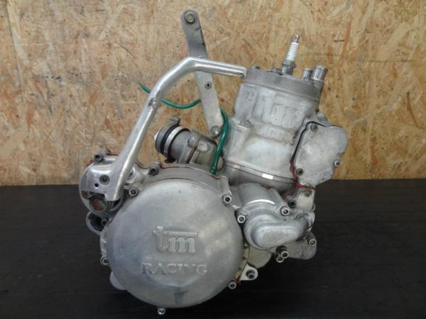 【140929】TM250(TMレーシング)◎エンジン 始動確認済 | 中古バイクパーツ通販・買取 ジャンクヤード鳥取 JunkYard