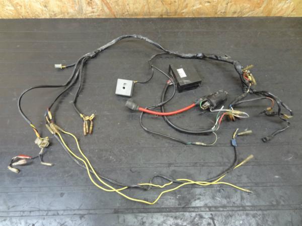 【140929】TM250(TMレーシング)◎CDIハーネスIGコイル 電装系 | 中古バイクパーツ通販・買取 ジャンクヤード鳥取 JunkYard