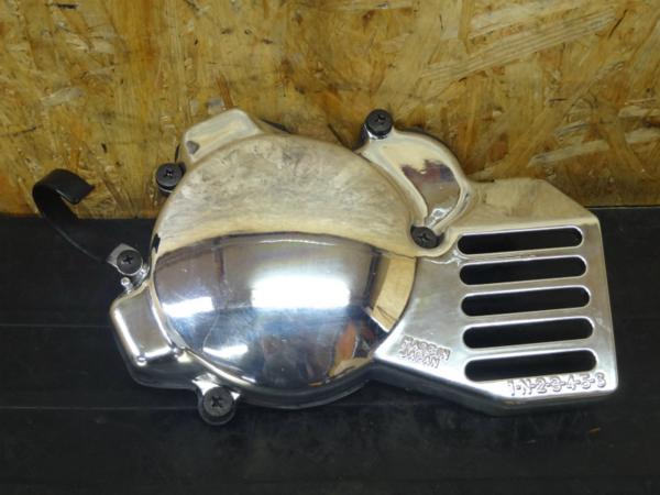 【141009】TZR250R(3XV)◇メッキエンジンカバー スプロケカバー | 中古バイクパーツ通販・買取 ジャンクヤード鳥取 JunkYard
