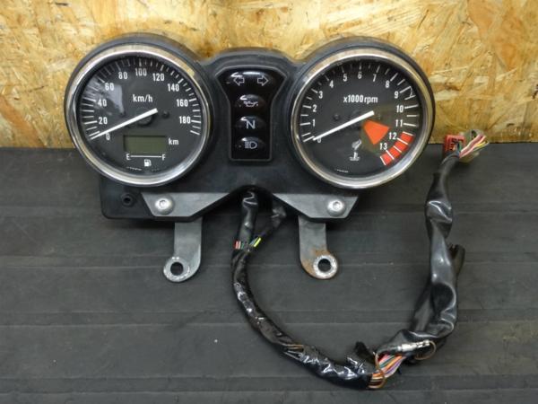 【141030】CB400F(NC36)◇メーターユニット スピード 【平成Four   中古バイクパーツ通販・買取 ジャンクヤード鳥取 JunkYard