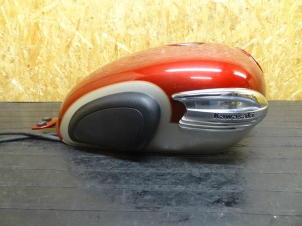 【141222】W650(EJ650A)◆ガソリンタンク 燃料 フューエル 難有 | 中古バイクパーツ通販・買取 ジャンクヤード鳥取 JunkYard