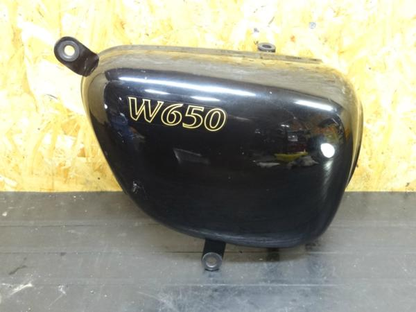 【141222】W650(EJ650A)◆サイドカバー 右 エアクリカバー   中古バイクパーツ通販・買取 ジャンクヤード鳥取 JunkYard