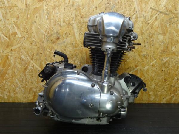 【141222】W650(EJ650A)◆エンジン 始動確認済 難有 | 中古バイクパーツ通販・買取 ジャンクヤード鳥取 JunkYard