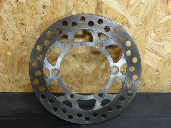 【150115】KDX125(DX125A)◆リアブレーキディスクローター | 中古バイクパーツ通販・買取 ジャンクヤード鳥取 JunkYard
