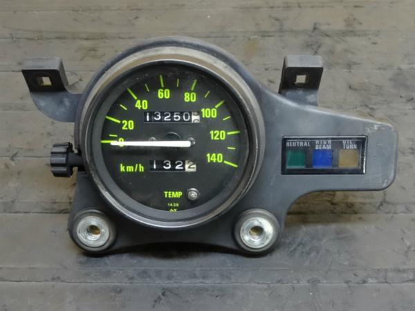 【150115】KDX125(DX125A)◆スピードメーター インジケーター | 中古バイクパーツ通販・買取 ジャンクヤード鳥取 JunkYard