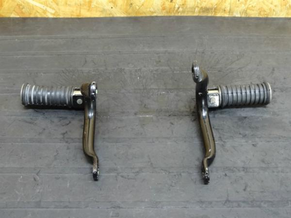 【150115】KDX125(DX125A)◆タンデムステップ左右 ステー | 中古バイクパーツ通販・買取 ジャンクヤード鳥取 JunkYard