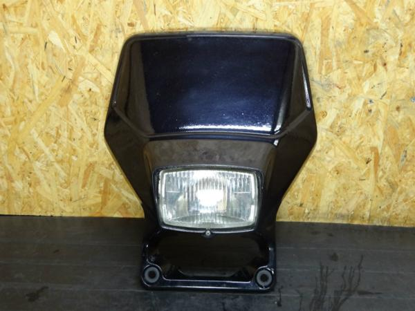 【150115】KDX125(DX125A)◆ヘッドライト ライトカバー カウル | 中古バイクパーツ通販・買取 ジャンクヤード鳥取 JunkYard