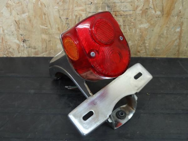 《140603》DAX50(ST50)◇テールランプ ナンバー 6V 【ダックス | 中古バイクパーツ通販・買取 ジャンクヤード鳥取 JunkYard