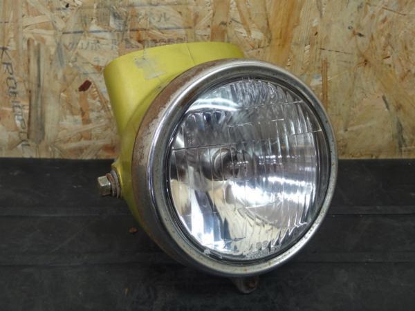 《140603》DAX50(ST50)◇ヘッドライト レンズ 6V 【ダックス | 中古バイクパーツ通販・買取 ジャンクヤード鳥取 JunkYard