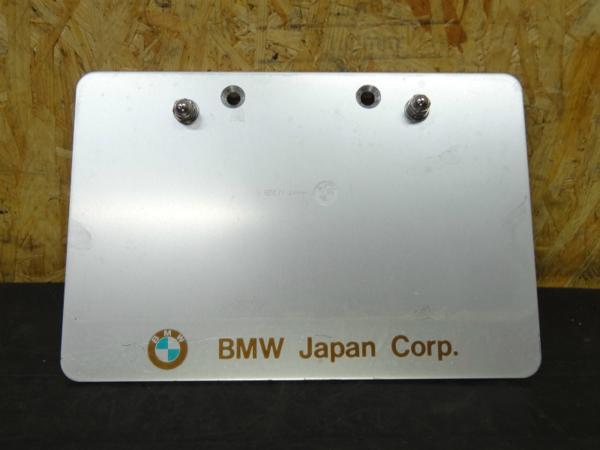 《140724》BMW K100RS(0203)◇ナンバーステー ライセンス 【4V | 中古バイクパーツ通販・買取 ジャンクヤード鳥取 JunkYard