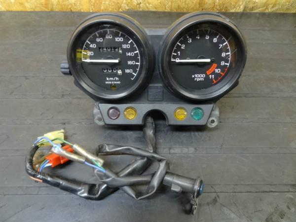 【150309】CB750(RC42)教習車◎メーターユニット スピードタコ | 中古バイクパーツ通販・買取 ジャンクヤード鳥取 JunkYard
