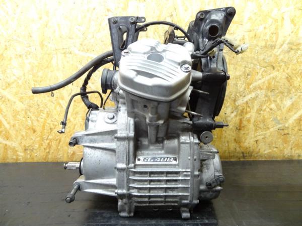 【150316】GL400ウィング◎エンジン 始動確認後取外 【WING   中古バイクパーツ通販・買取 ジャンクヤード鳥取 JunkYard