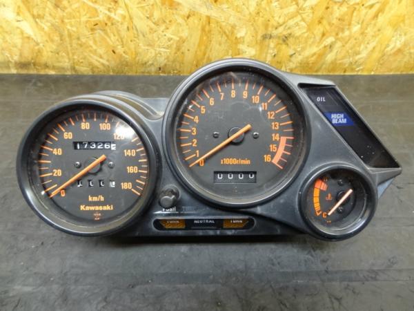 【150408】ZZR250(EX250H)◎メーターユニット スピード タコ | 中古バイクパーツ通販・買取 ジャンクヤード鳥取 JunkYard