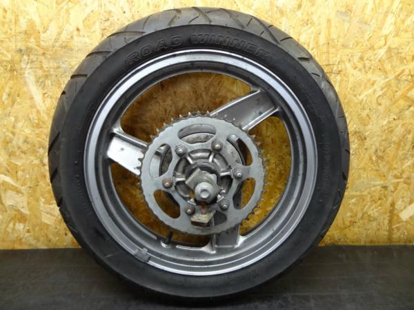 【150408】ZZR250(EX250H)◎リアホイール アクスル ハブ | 中古バイクパーツ通販・買取 ジャンクヤード鳥取 JunkYard